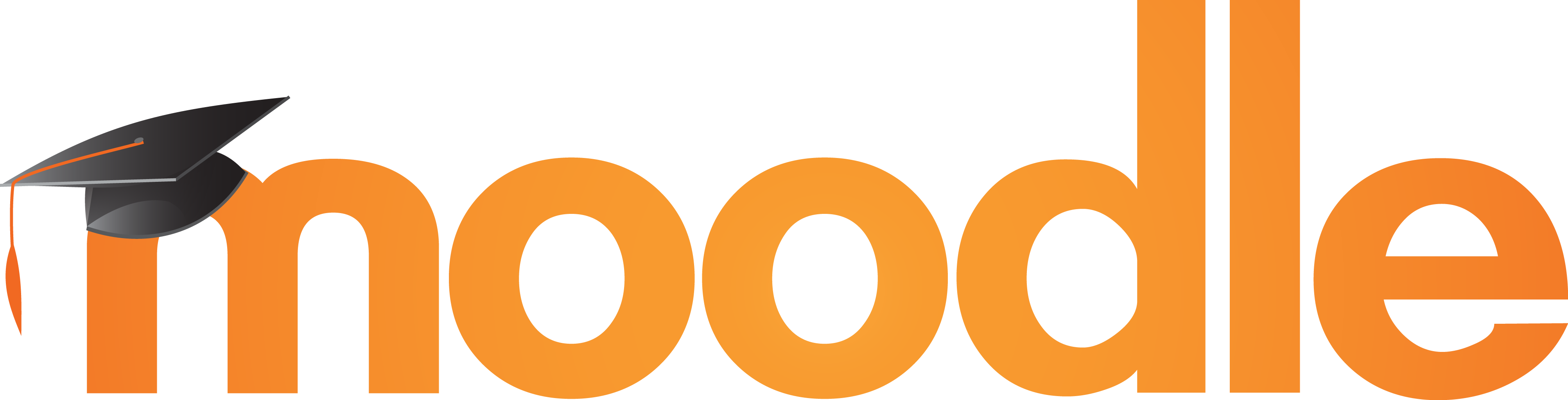 Moodle Logo Long